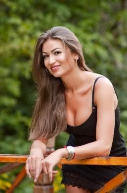Profile photo Ukrainian bride Oksana