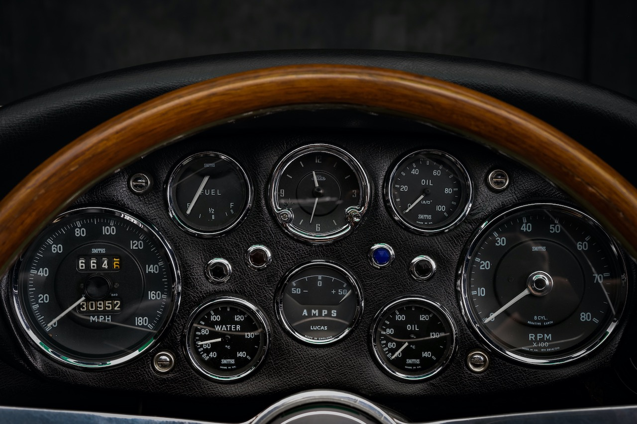 AC 428 Spider owned by F1 boss Rob Walker heads to auction