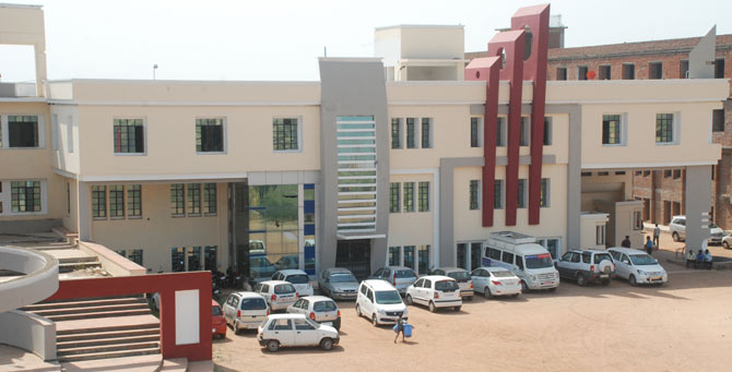 Institute of Dental Education and Advance Studies (IDEAS), Gwalior Image