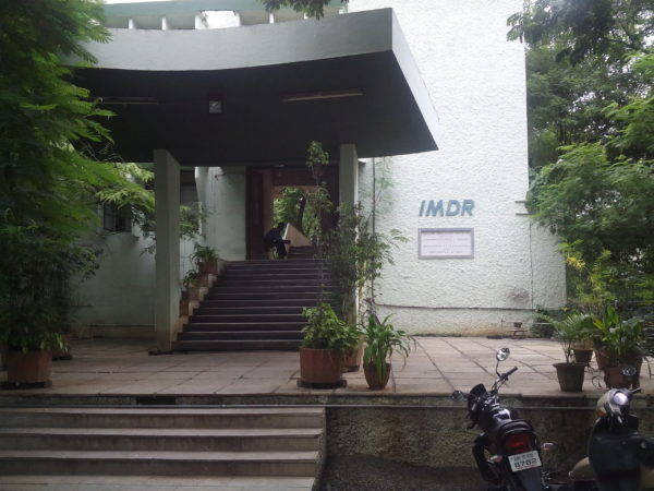 DECCAN EDUCATION SOCIETY'S INSTITUTE OF MANAGEMENT DEVELOPMENT AND RESEARCH Image