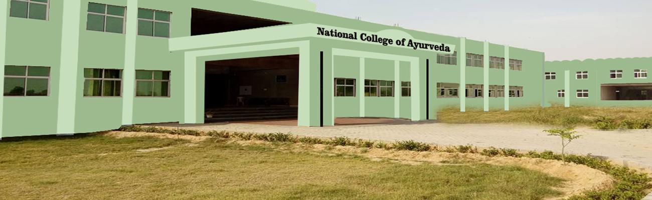 National College of Ayurveda and Hospital, Hisar Image