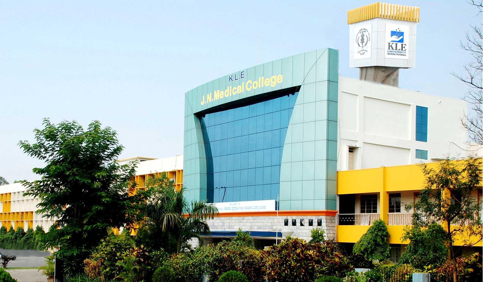 Jawaharlal Nehru Medical College, Belgaum Image