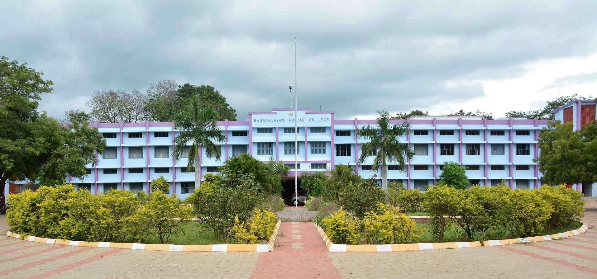 Rajapalayam Rajus' College, Rajapalayam Image