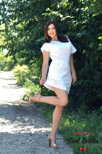 Photo gallery №7 Ukrainian bride Yaroslava