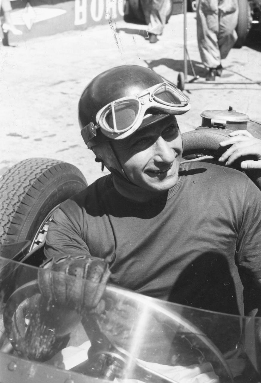 Maserati marks 1955 Fangio and Tipo 300S Venezuela GP win