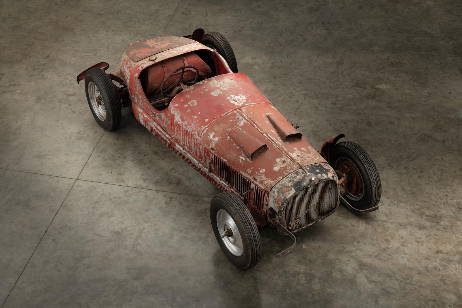 Thornley Kelham to restore Mussolini's Alfa Romeo 6C 1750 SS