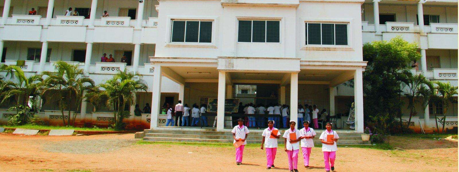 Mannai Narayanasamy School Of Nursing