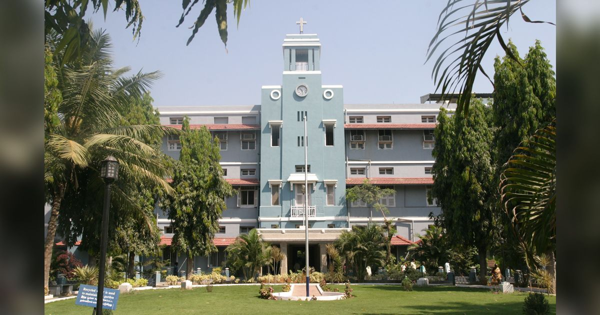 CMC (Christian Medical College), Vellore Image