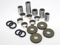 Rear Suspension Linkage Bearings Seals Kit Yamaha YFM700R Raptor 700 2006 2007