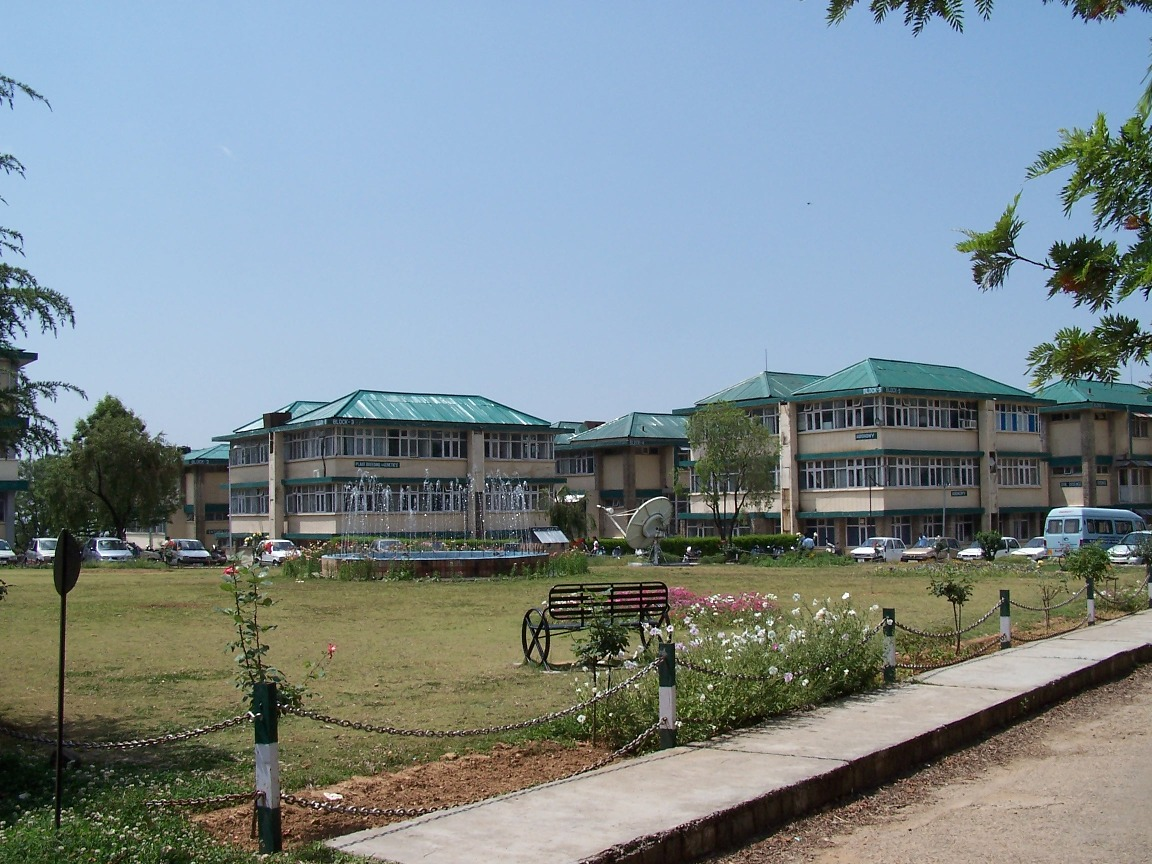 College of Basic Science, Chaudhary Sarwan Kumar Himachal Pradesh Krishi Vishvavidyalaya, Palampur Image