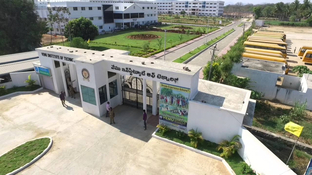Vemu Institute of Technology, Chittoor Image