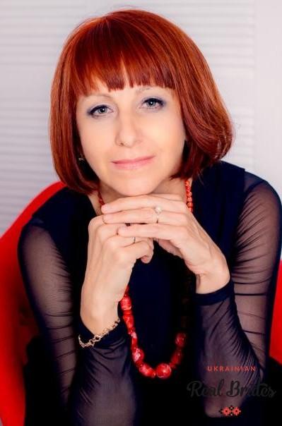 Profile photo Ukrainian women Natalya