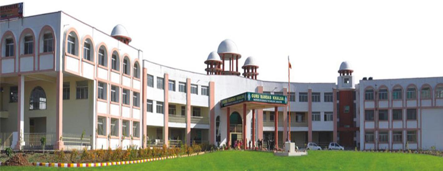 Guru Ramdas Khalsa Institute Of Science and Technology, Jabalpur