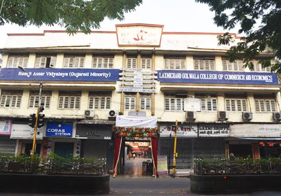 Laxmichand Golwala College of Commerce and Economics, Mumbai Image