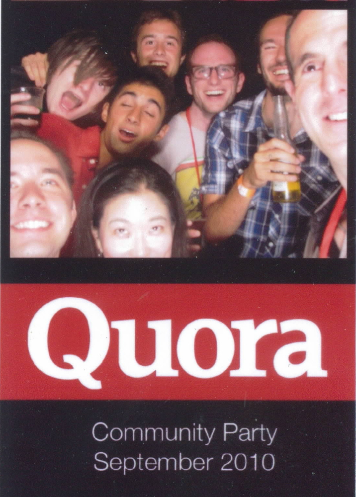 Mashapers at the Quora Party