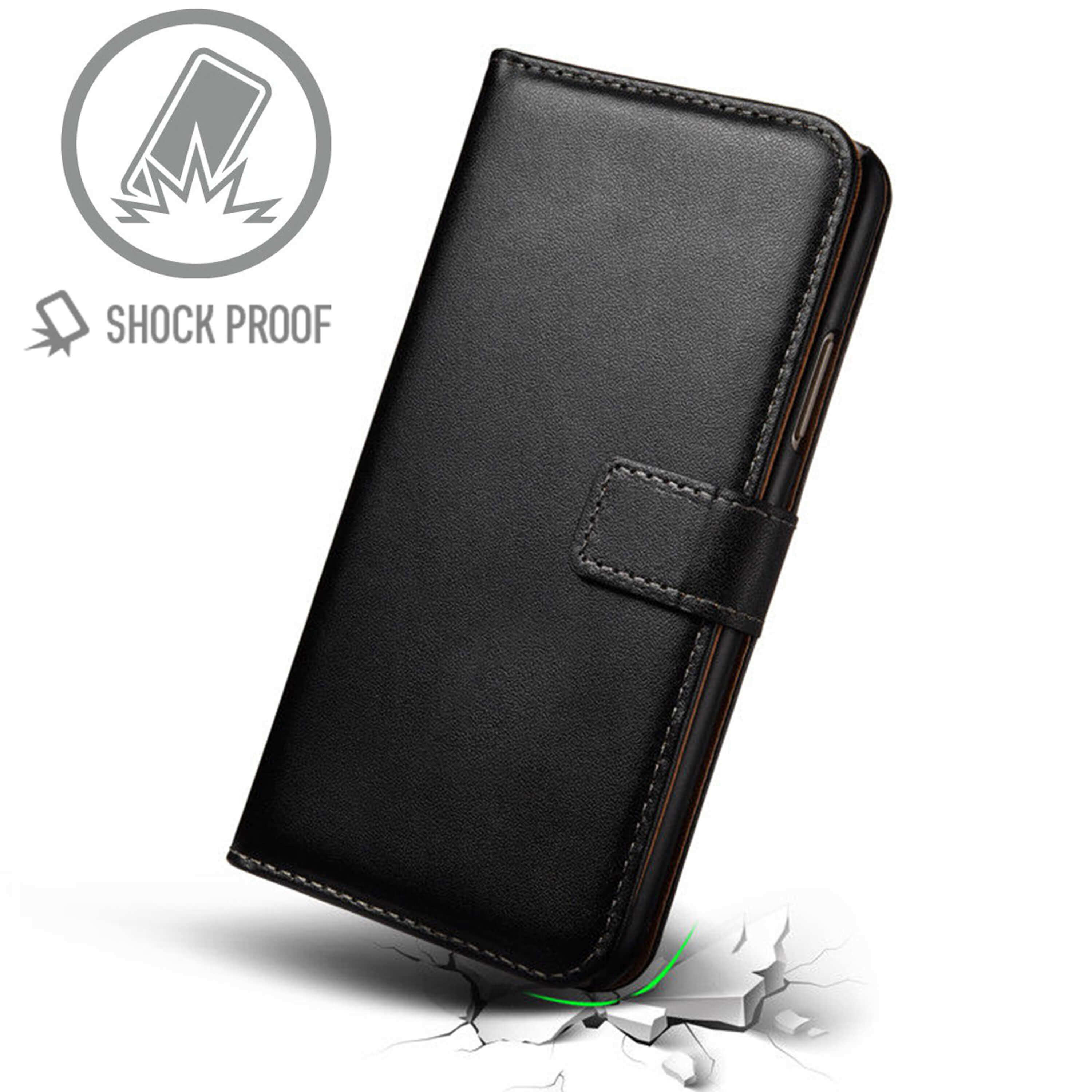 Leather-Flip-Wallet-Magnetic-Case-Cover-For-Samsung-Galaxy-S10-Plus-S9-S8-A50 thumbnail 21
