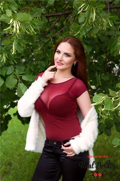 Photo gallery №5 Ukrainian bride Aliona