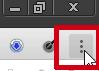 Die Einstellungen im Google Chrome sind in der aktuellen Version 55 rechts oben zu finden.