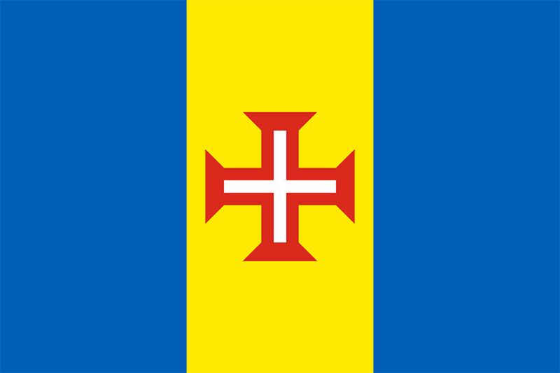 Bandera de Madeira