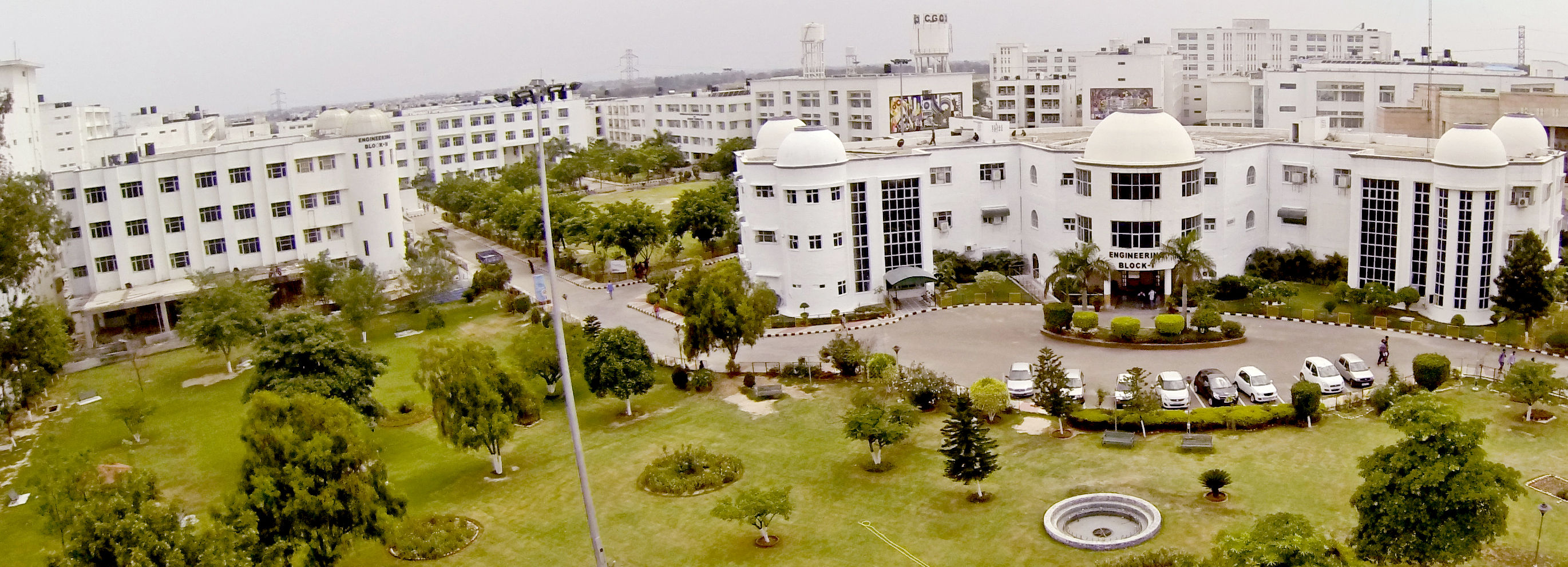 Chandigarh Group of Colleges, Greater Mohali
