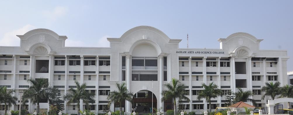 Jairam Arts and Science College, Salem