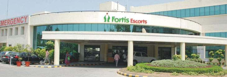 Fortis Health Management (North) India Limited Image