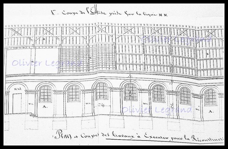 Plan Deleau - 1809