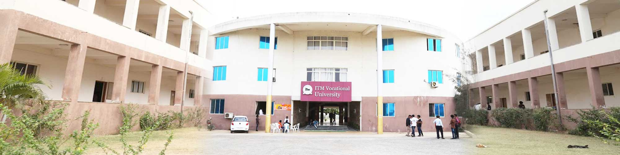 ITM Vocational University, Vadodara