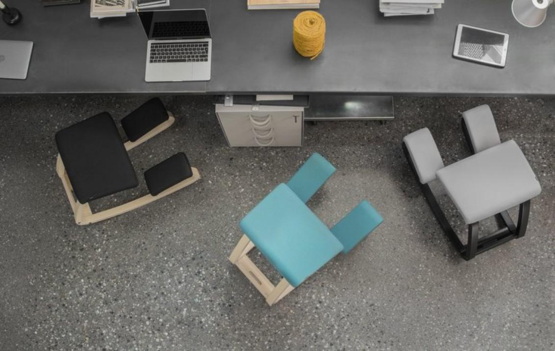 Numo actieve designstoel
