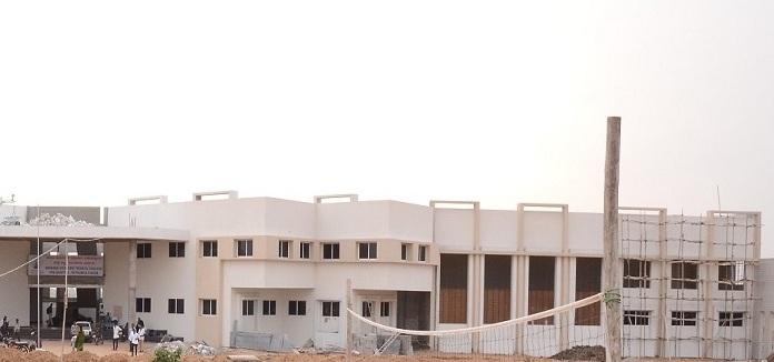 Sharada Ayurvedic Medical College and Hospital Image