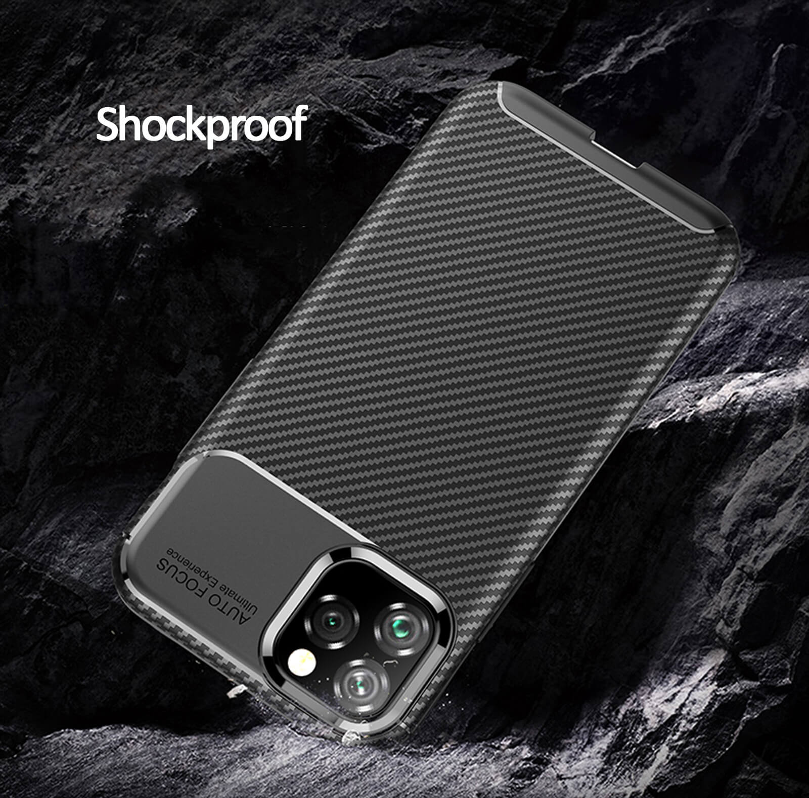 thumbnail 52 - Case for iPhone Carbon Fibre Soft Cover TPU Silicone Slim 11 X XR Max 8 7 6 Plus