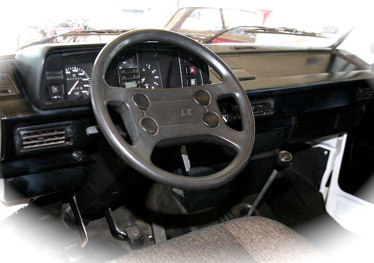 1988 VW Minibus T3