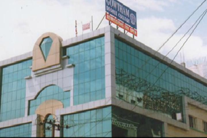 Gowtham Degree College, Vijayawada Image
