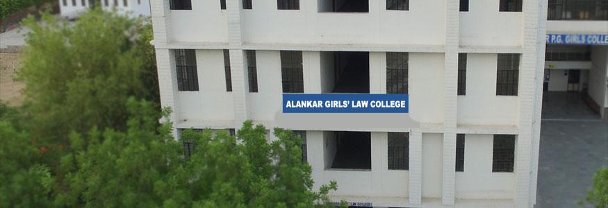 Alankar Girl'S Law College, Jaipur