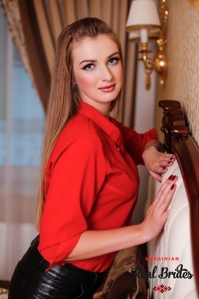 Photo gallery №11 Ukrainian bride Anastasiya