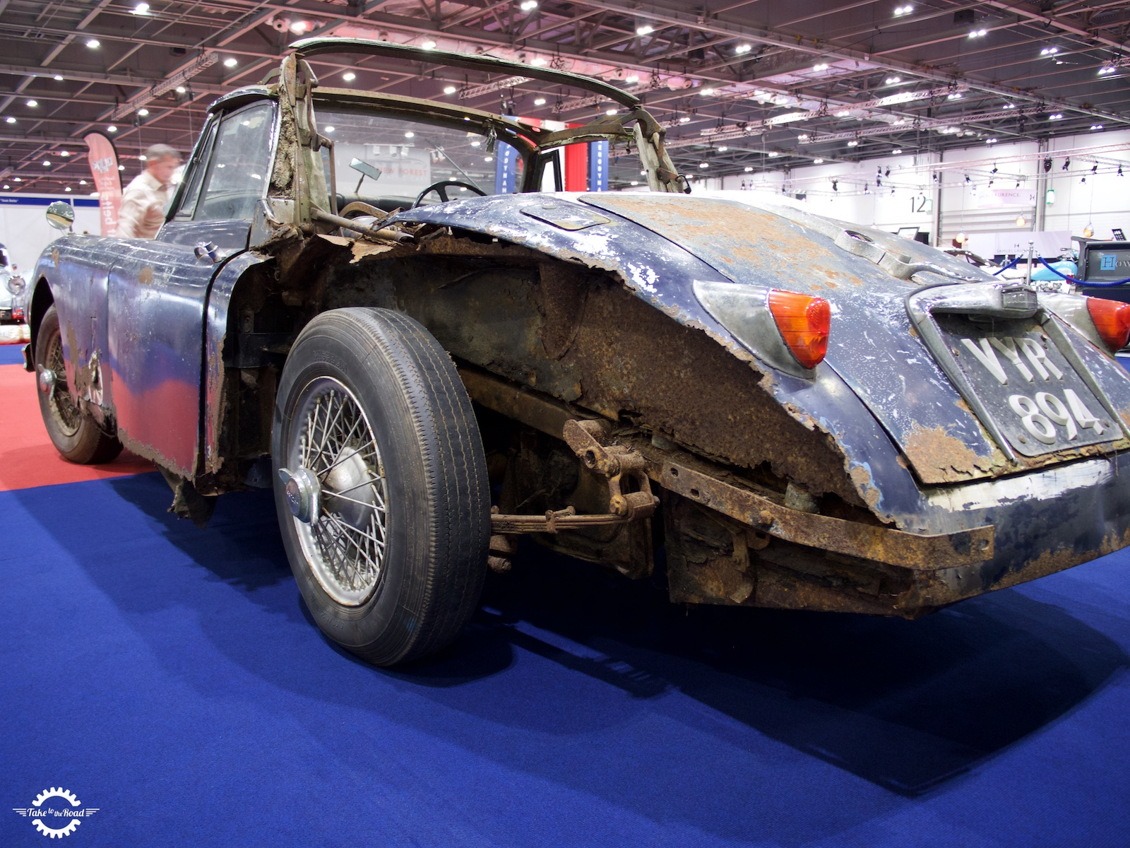 Is is ever ok to scrap a classic car?