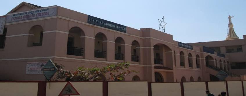 Fatima Degree College, Hubli