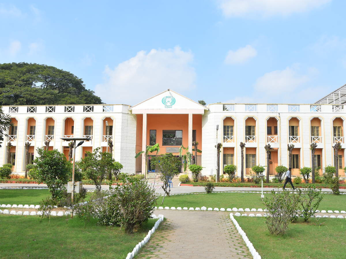 Dr. MGR Institute for Special Education and Research, Chennai