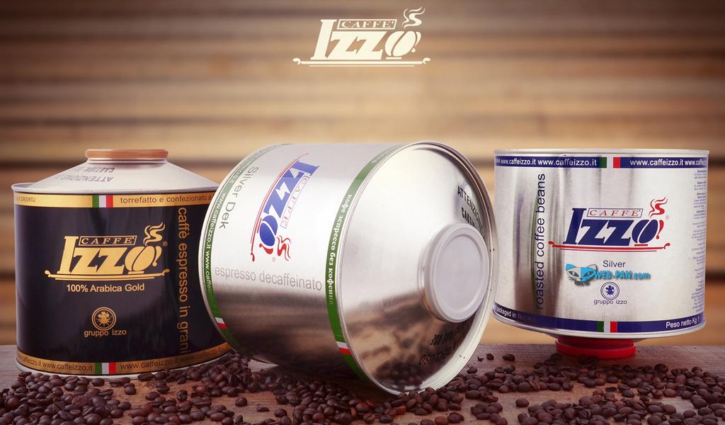 Кофе Иззо, лучший из Италии - это лучше просто Лаваззы и не только, важно иметь всё угодно!