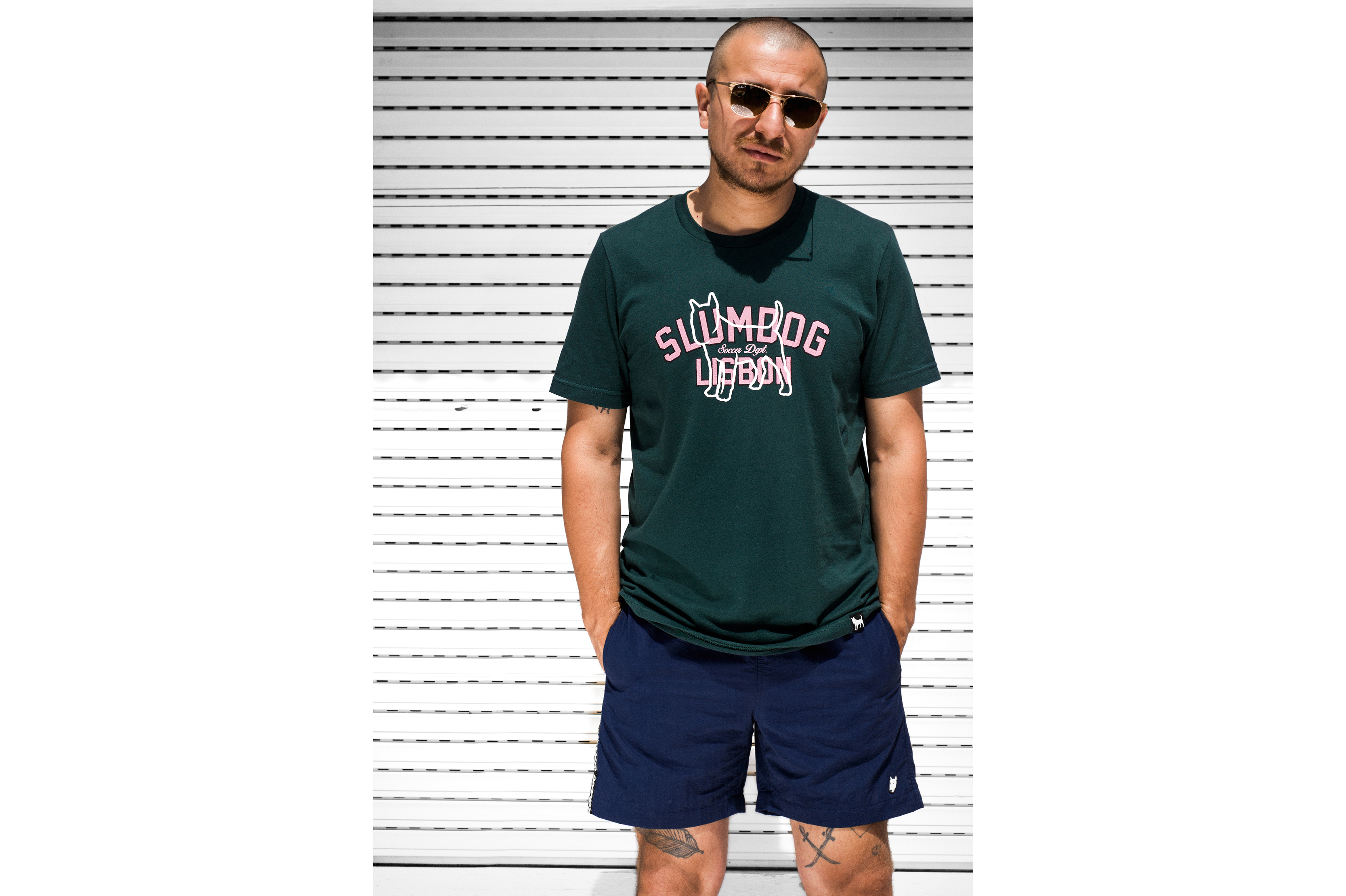 Slumdog Lookbook Image 8