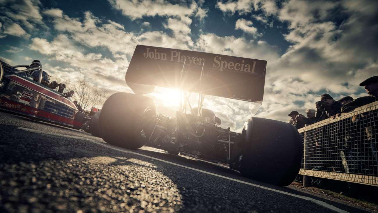 Goodwood Speedweek set for October