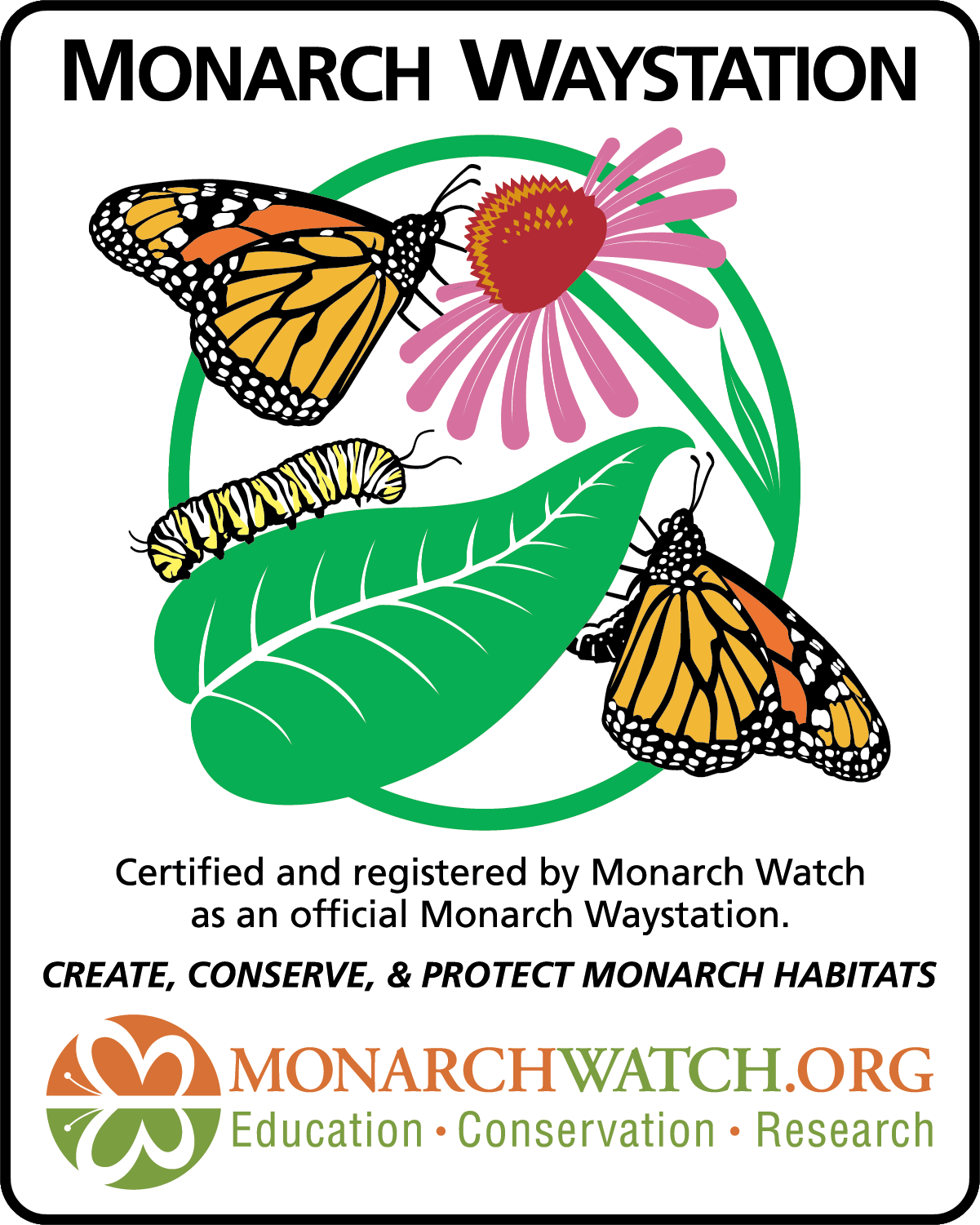 Monarch Watch Monarch Waystation Program