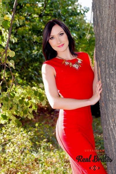 Photo gallery №1 Ukrainian bride Elvina