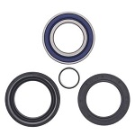 Front Wheel Bearings Seals Kit Honda TRX650FA Rincon 4x4 2003 2004 2005