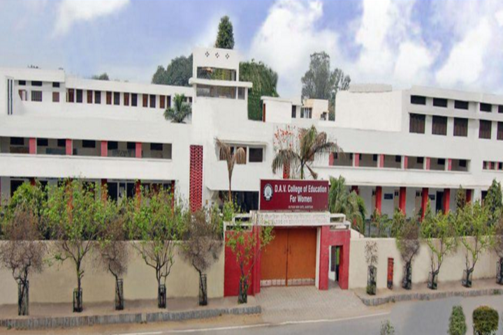 D.A.V. College of Education For Women,Amritsar