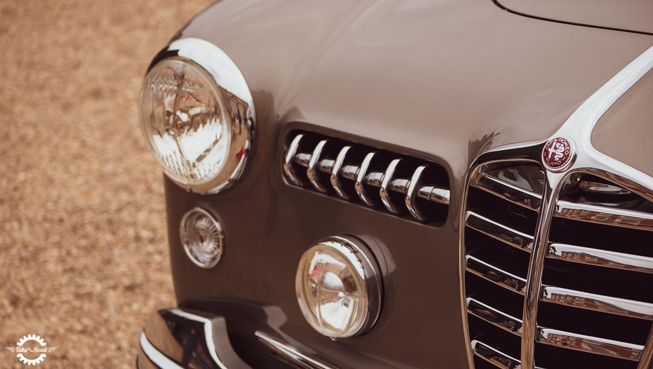 Les bijoux automobiles éblouissent au Concours d'Elégance 2021