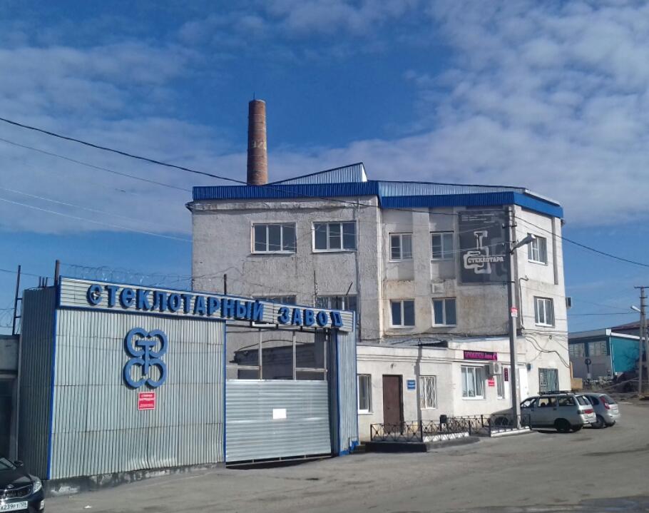 Ставропольский стеклотарный завод
