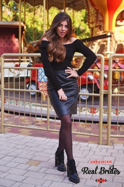 Photo gallery №1 Ukrainian bride Yulia