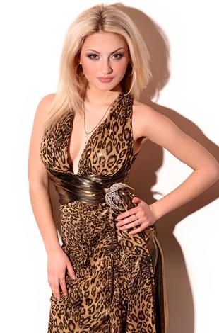 Profile photo Ukrainian bride Anastasia