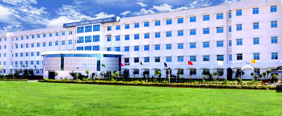 Chadalawada Ramanamma Engineering College, Tirupati